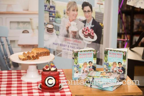 Great British Bake Off Book Signing