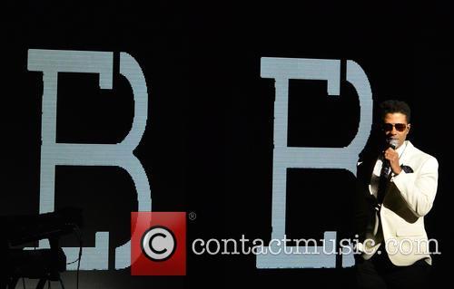 Eric Benet performing live at Broward Center