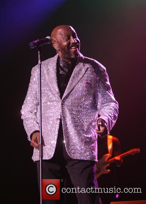 Temptations, Otis Williams, Ron Tyson, Terry Weeks, Larry Braggs and Willie Green 1