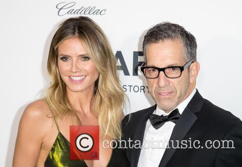 Heidi Klum and Kenneth Cole 4