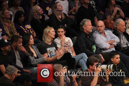 Kendall Jenner and Karlie Kloss 8