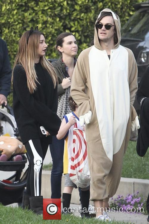 Ashley Tisdale and Christopher French 9