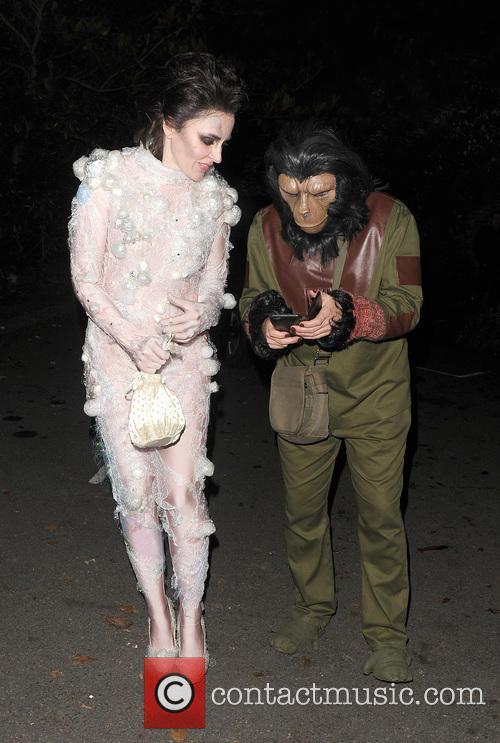 Jill Carter and Leigh Francis 2