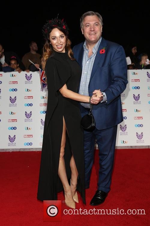 Ed Balls Katya Jones