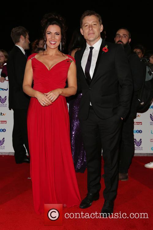 Susanna Reid and Ben Shephard