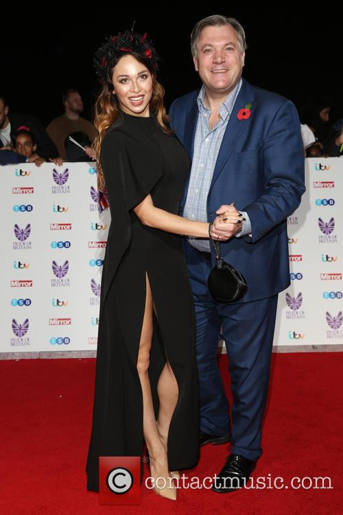 Ed & Katya seen at the Pride Of Britain Awards