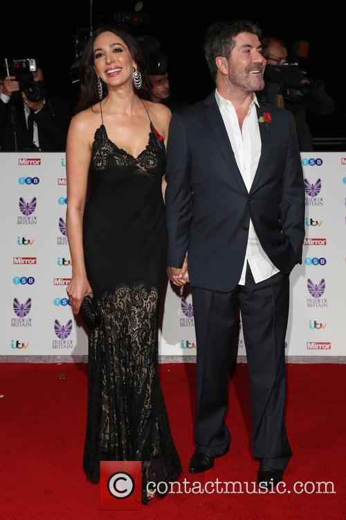 Lauren Silverman and Simon Cowell 4