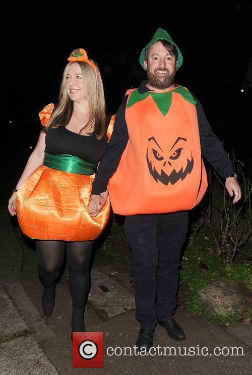 David Mitchell and Victoria Coren Mitchell 3