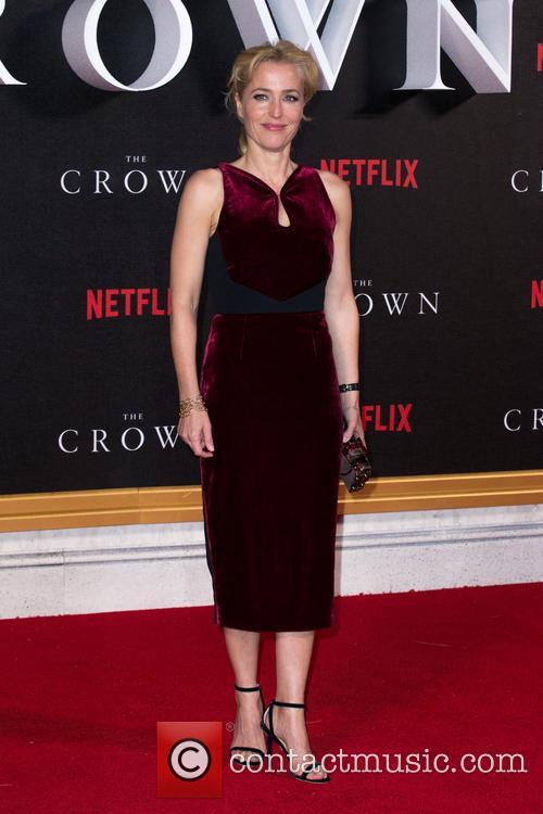 Gillian Anderson 8