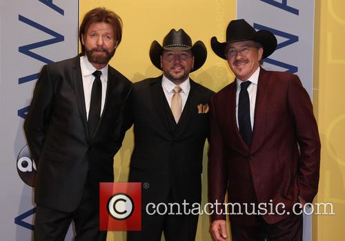 Ronnie Dunn, Jason Aldean and Kix Brooks
