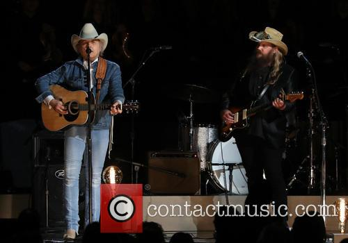 Dwight Yoakam and Chris Stapleton