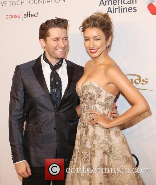 Matthew Morrison and Renee Morrison