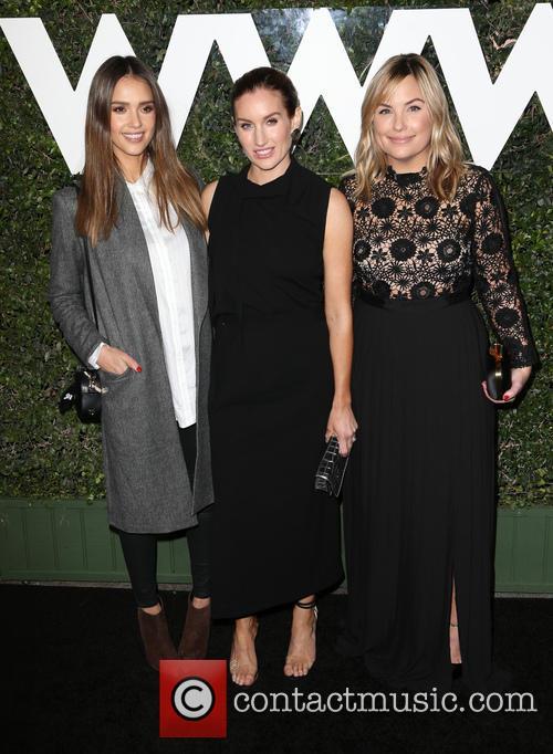 Jessica Alba, Katherine Power and Hillary Kerr 6