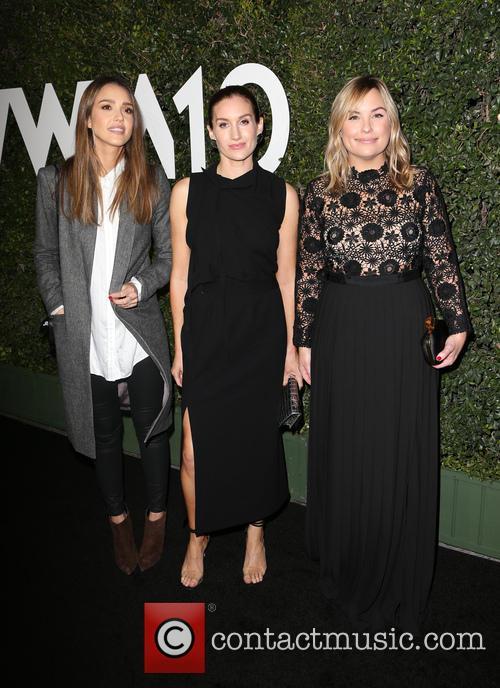 Jessica Alba, Katherine Power and Hillary Kerr 8