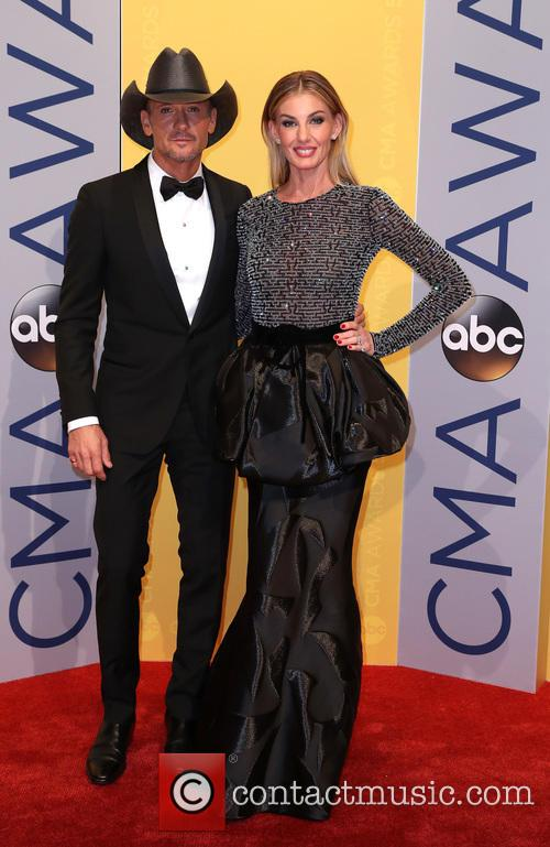 Tim Mcgraw and Faith Hill 1