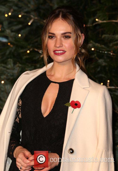 Lily James 5
