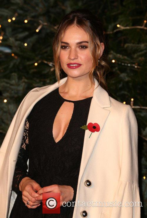 Lily James 6