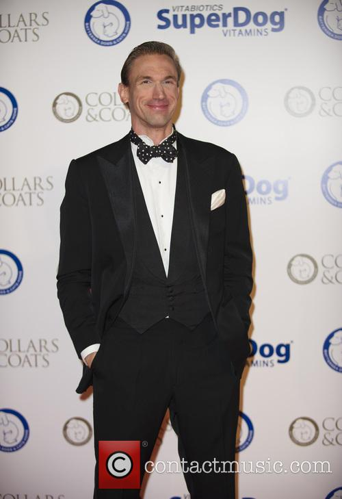 Christian Jessen at Battersea Dogs and Cats Home Gala