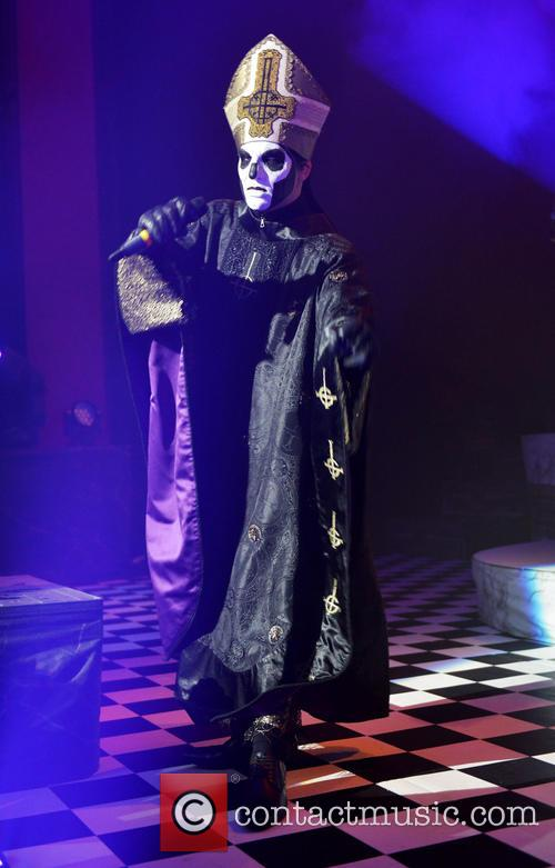 Ghost performs live in concert at Fillmore