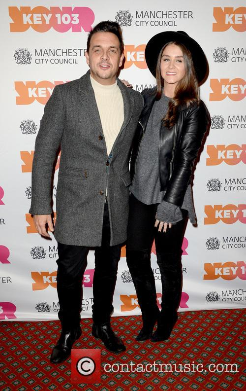 Brooke Vincent and Mike Toolan 1