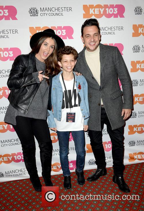Brooke Vincent, Mike Toolan and Adam Abbou 9