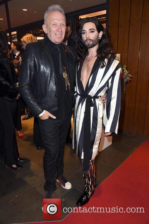 Conchita Wurst and Jean Paul Gaultier 3