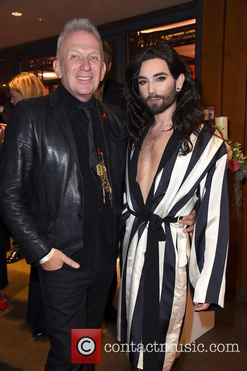 Conchita Wurst and Jean Paul Gaultier 4