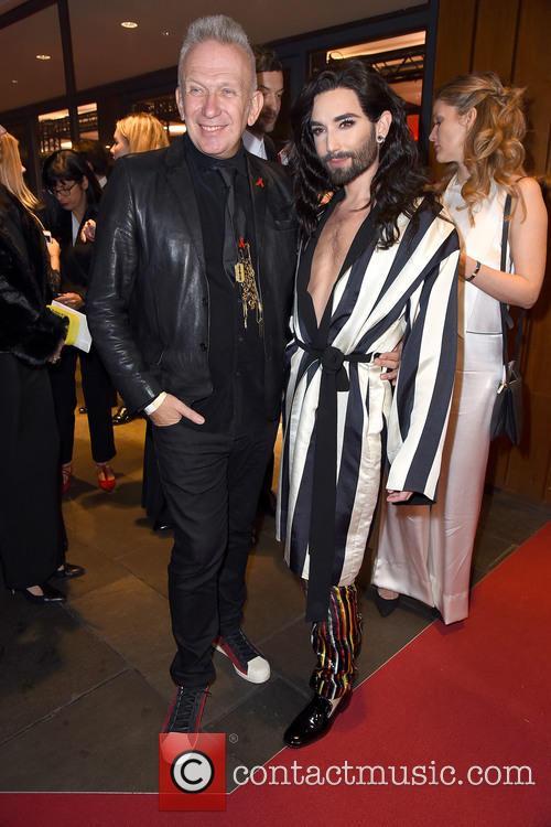 Conchita Wurst and Jean Paul Gaultier 5