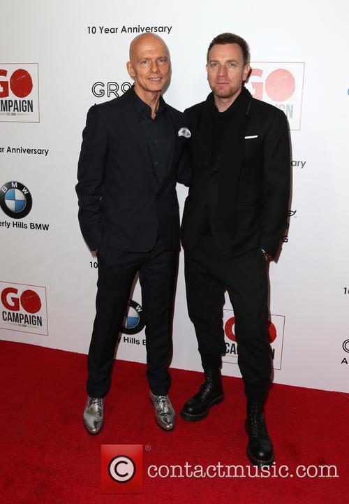 Scott Fiffer and Ewan Mcgregor 1