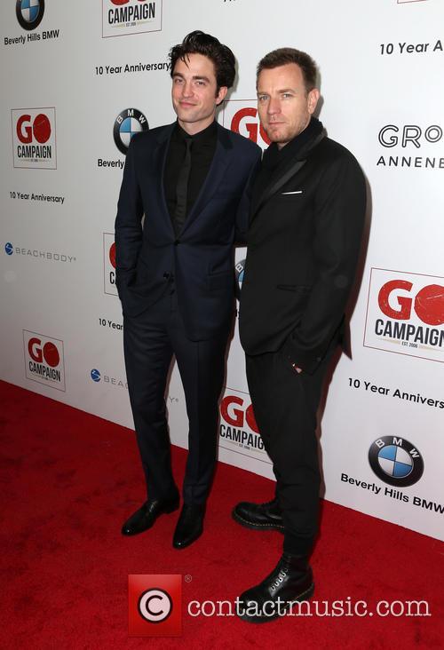 Robert Pattinson and Ewan Mcgregor 8