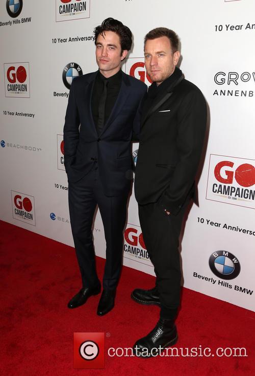 Robert Pattinson and Ewan Mcgregor 9
