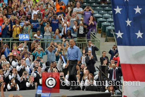 Kissimmee Rally with Barack Obama
