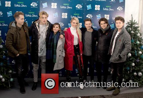 The Vamps, Louisa Johnson, Aimee Vivian and Will Manning 4