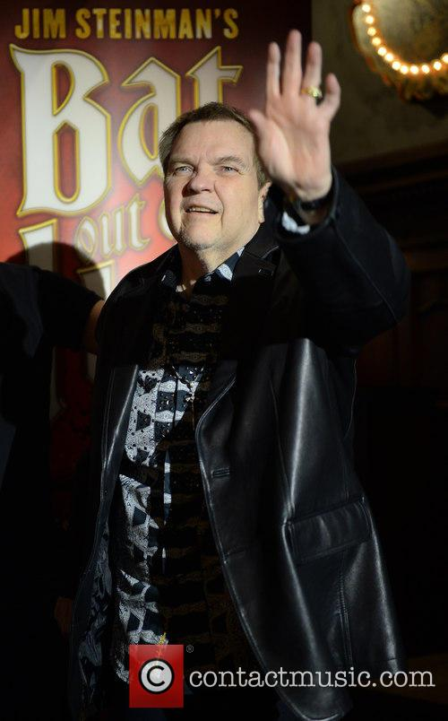 Meat Loaf at The Press Launch of Bat...