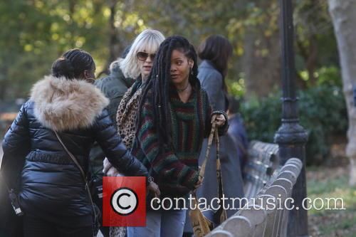 Rhianna and Cate Blanchett 6