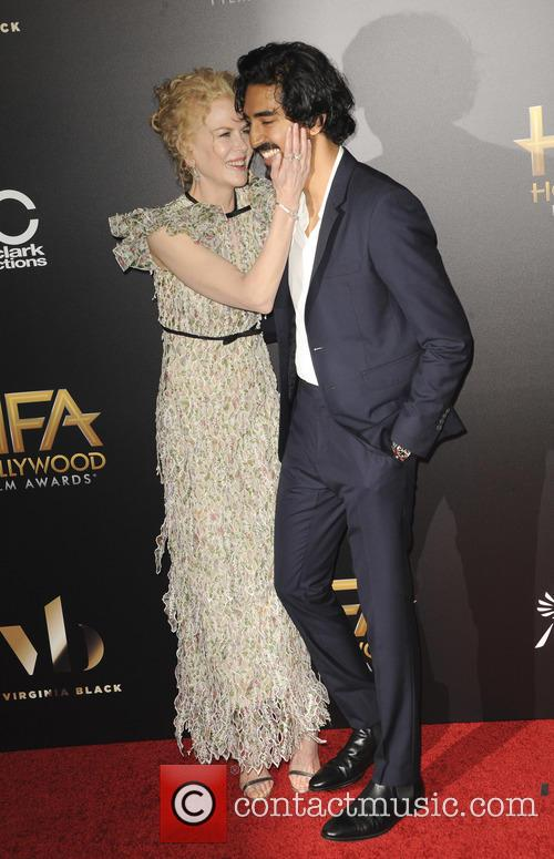 Nicole Kidman and Dev Patel 2