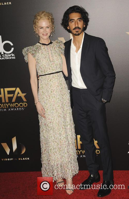 Nicole Kidman and Dev Patel 4