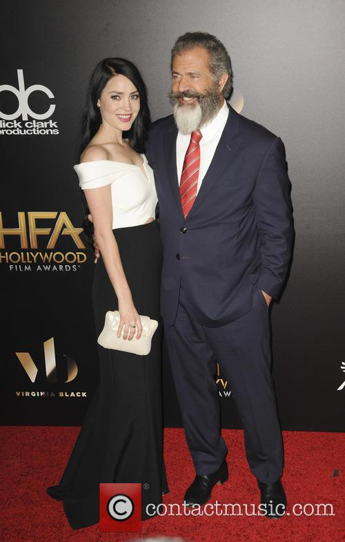 Rosalind Ross and Mel Gibson 2