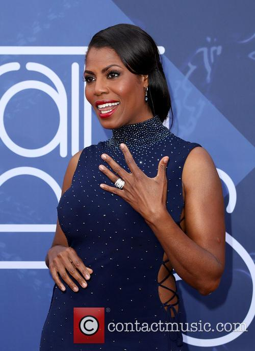 Omarosa is currently in the 'Celebrity Big Brother' US house