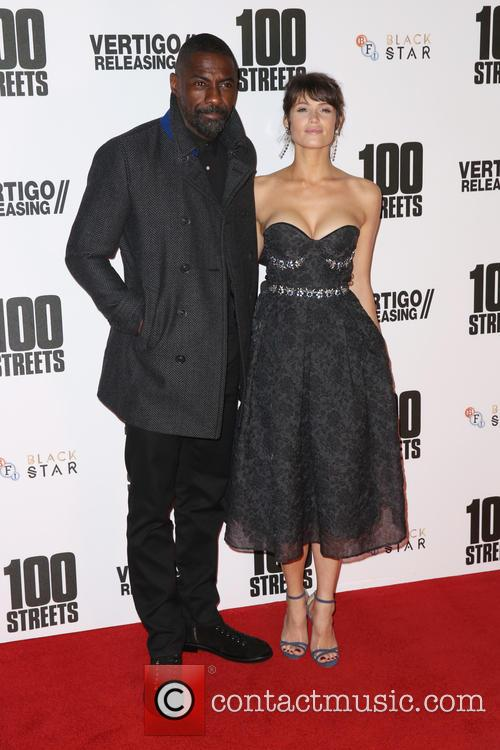 Gemma Arterton and Idris Elba 5