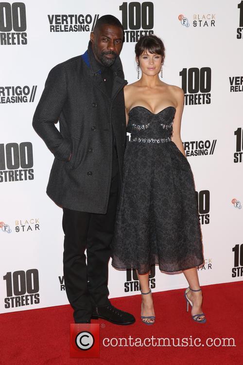 Gemma Arterton and Idris Elba 6