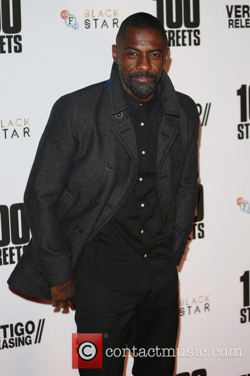 Idris Elba Puts Himself Forward For Valentine's Day Raffle Prize