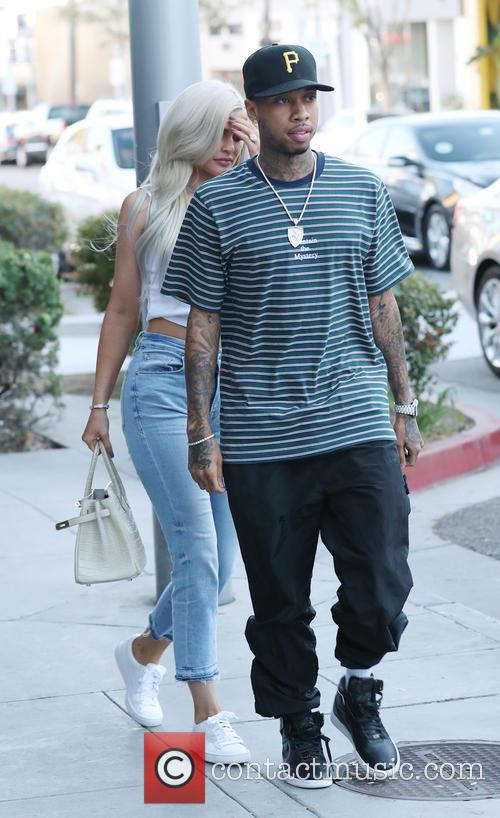 Kylie Jenner and Tyga 5