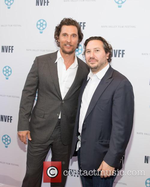 Matthew McConaughey Tribute at the Napa Valley Film...