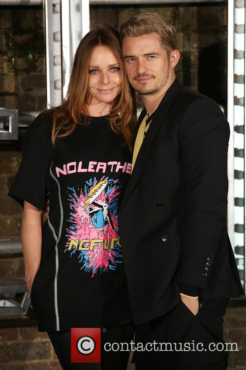 Stella Mccartney and Orlando Bloom 5