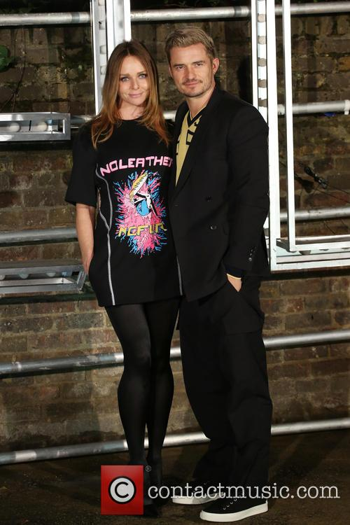 Stella Mccartney and Orlando Bloom 6