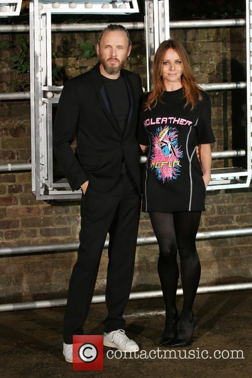 Stella McCartney menswear launch