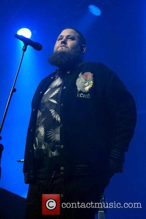 Rag'n'Bone Man supports Tom Odell at the O2...