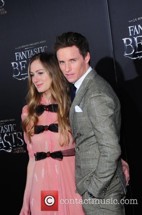 Eddie Redmayne and Hannah Bagshawe 4