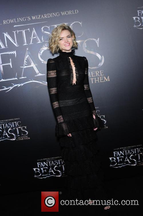World Premiere of 'Fantastic Beasts and Where To...